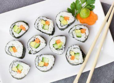 Sushi e pesce crudo haccp